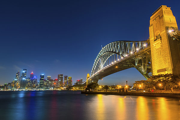 Steel made to last: Sydney Harbour Bridge