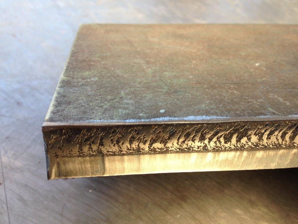FuseAlloy versus Bulk weld overlay