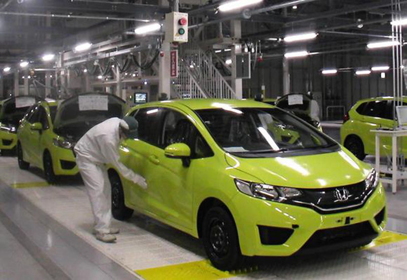 Honda invents new laser cutter for auto production