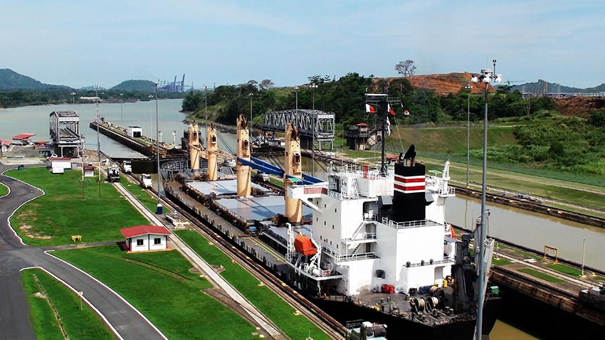 The Panama Canal: Steel Wonders of the World