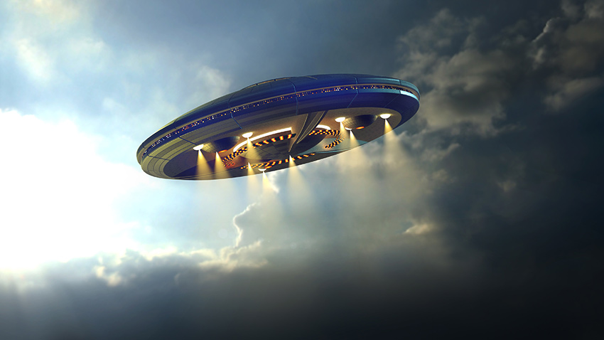 What are UFOs made of?