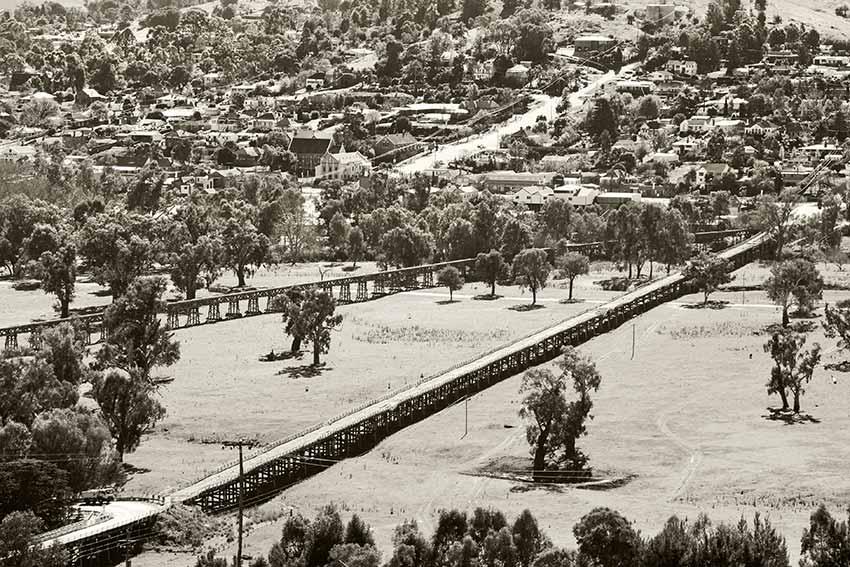 A short history of Australia's steel industry