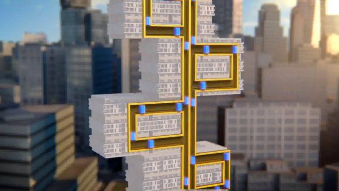 Magnetic elevator