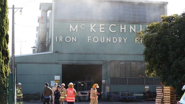 McKechnie Iron Foundry