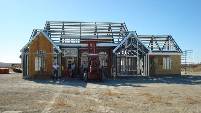 Pros Amp Cons Of Using Steel Residential Structures Shapecut