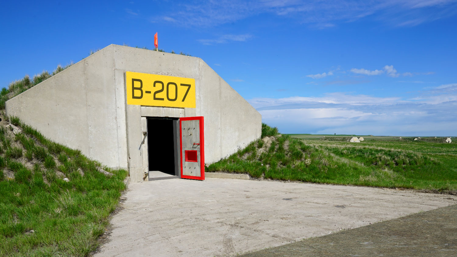 Bunkers to survive the end of the world in style