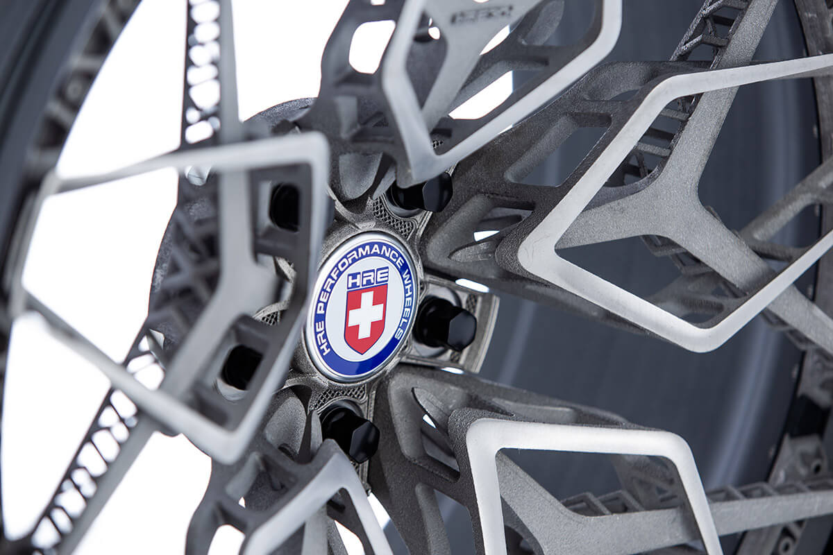 HRE creates first 3D printed titanium wheel