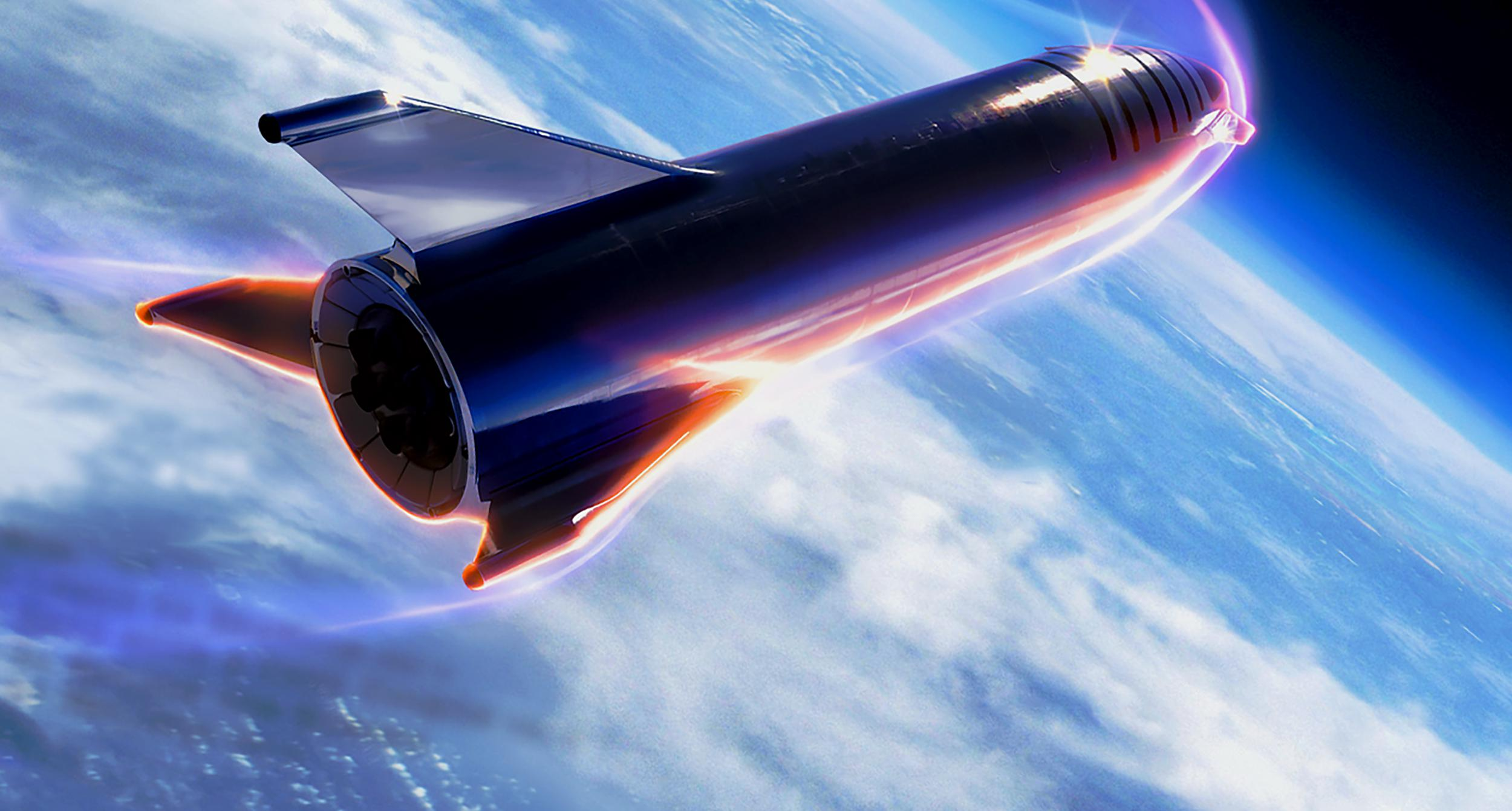 The future of steel in space